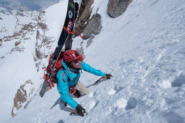 Ски-альпинизм - Stone Forest
