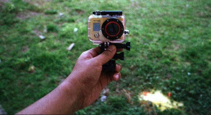 Что такое экшн-камера - Stone Forest
