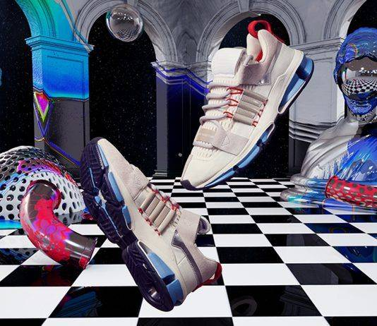Кроссовки adidas Consortium A D Pack - Stone Forest