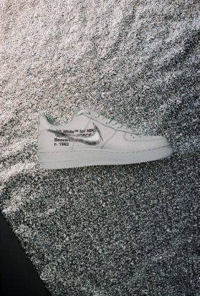 Релиз Nike AF-100 35 years Air Force 1 - Stone Forest