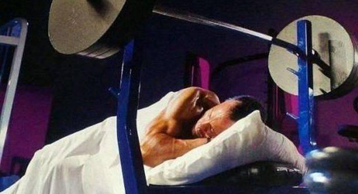 Острая боль после тренировок - Stone Forest