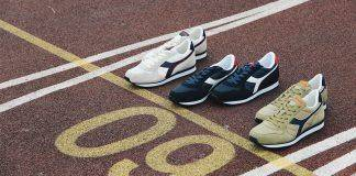 Diadora K-Run II - Stone Forest
