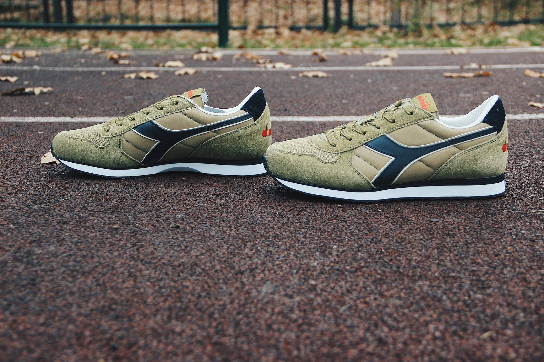 Кроссовки Diadora K-Run II - Stone Forest