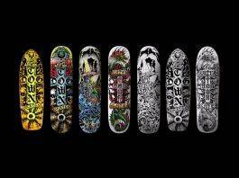 Dogtown Skateboards - Stone Forest