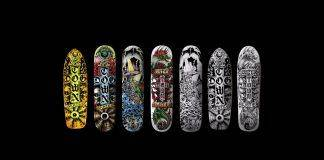 Dogtown Skateboards - Stone Forest