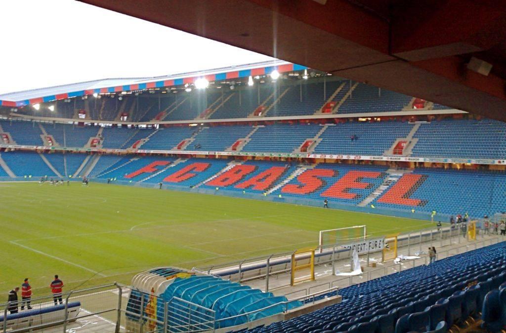 Стадион ФК Базель - Stone Forest