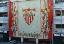 Футбольный клуб Севилья Испания - Stone Forest