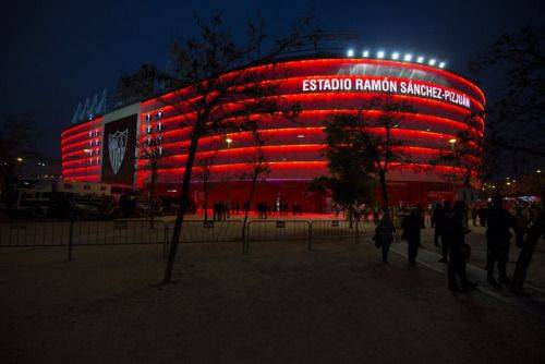 Стадион ФК Севилья Испания - Stone Forest