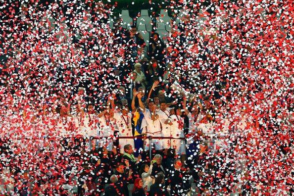 Трофеи Футбольный клуб Севилья Испания - Stone Forest