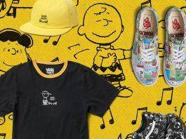 Vans x Peanuts Holiday - Stone Forest