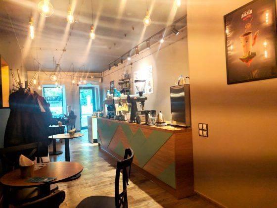 Кофейня ДаблБи на Серпуховской