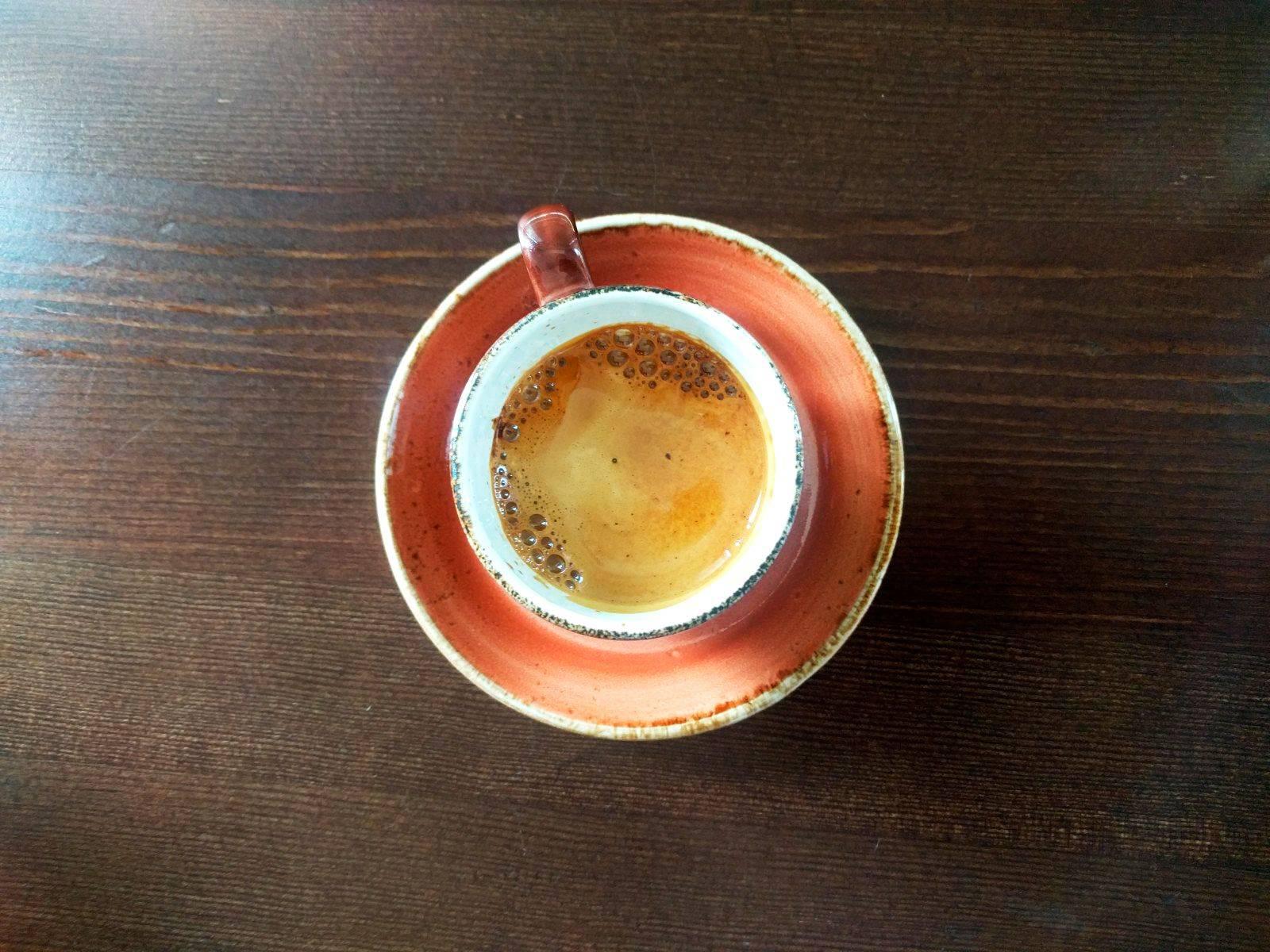 интерьер кофейни Scuratov coffee на проспекте мира