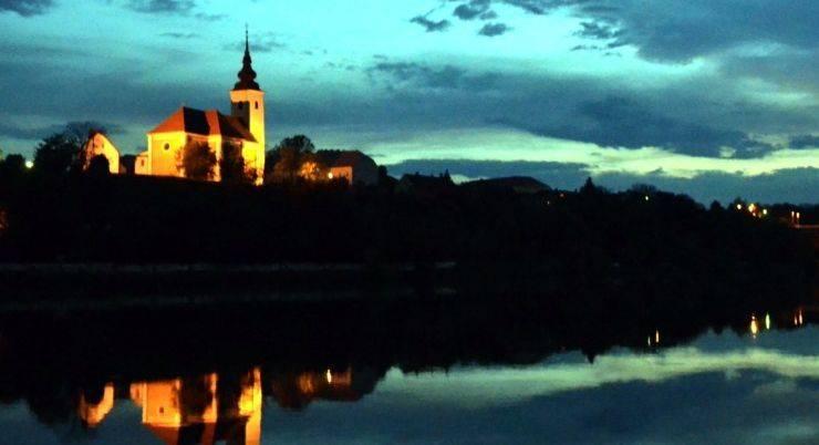 Город Марибор Словения - Stone Forest