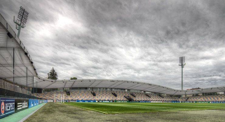 Стадион ФК Марибор - Stone Forest
