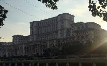 Парламент Бухареста - Stone Forest