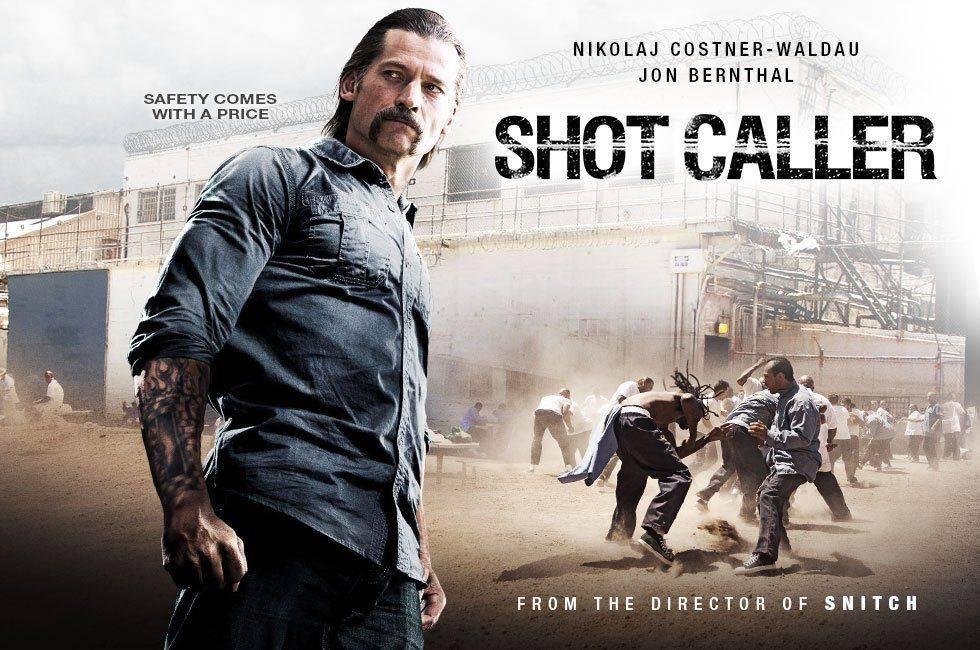 Shot Caller - Stone Forest