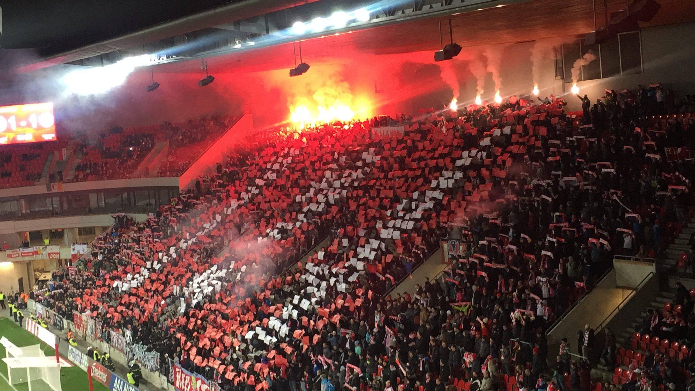 Фанаты ФК Славия Прага - Stone Forest