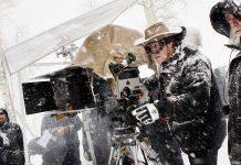 Как в кино имитируют снег и холод - Stone Forest