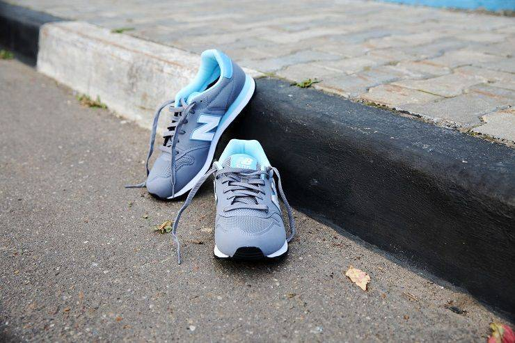 New Balance из Street Story - Stone Forest