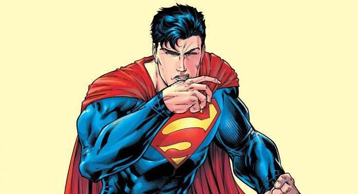 Супермен из ДиСи Комикс - Stone Forest