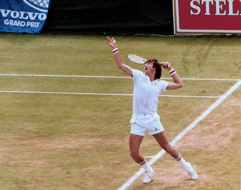 Теннисист Джимми Коннорс - Stone Forest