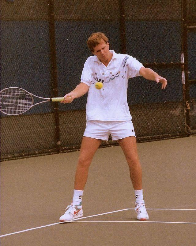 Теннисист Патрик Макинрой - Stone Forest
