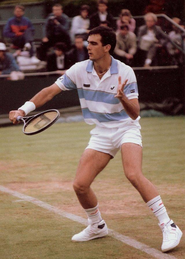 Теннисист Пол Аннакон - Stone Forest