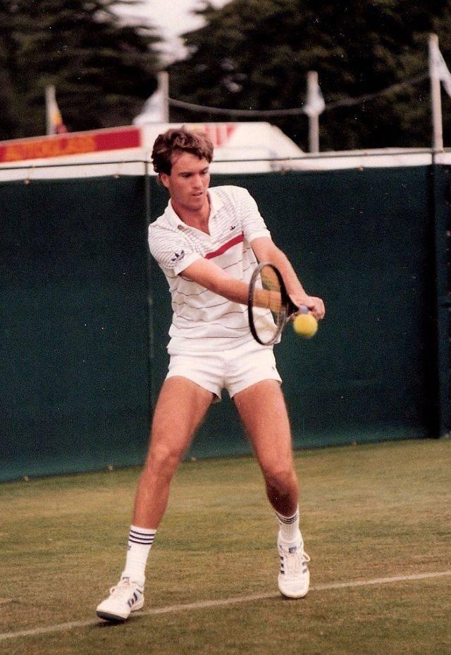 Теннисист Рик Лич - Stone Forest