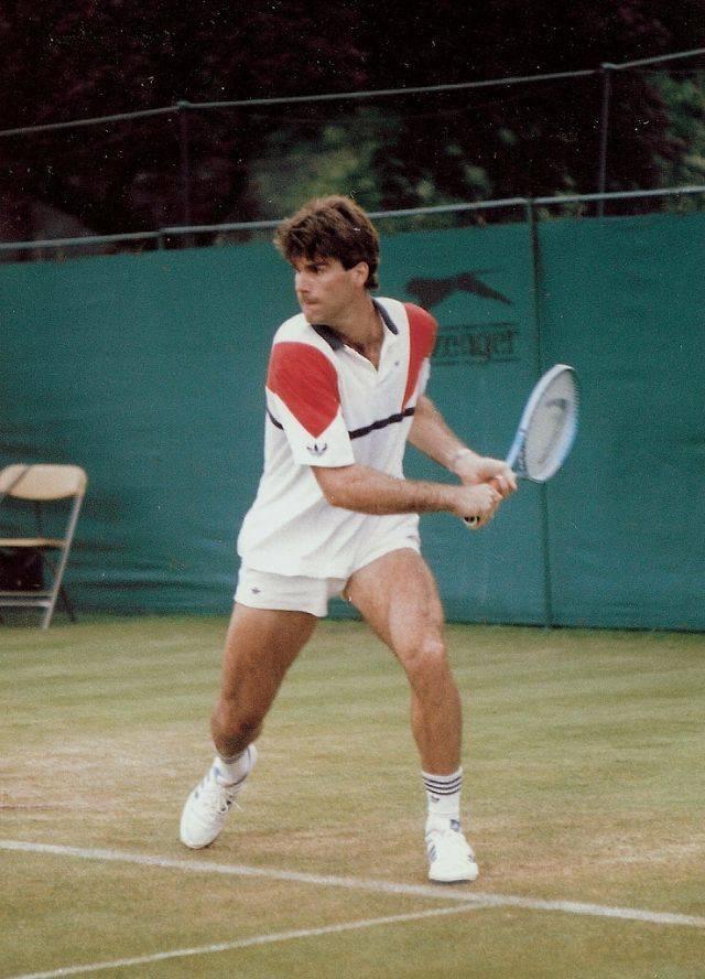 Теннисист Тим Майотт - Stone Forest