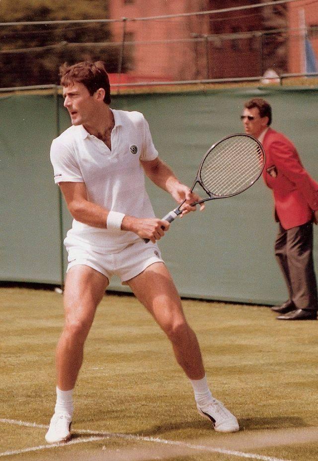 Теннисист Джон Фицджеральд - Stone Forest