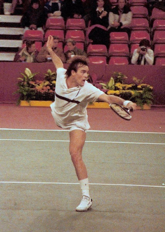 Теннисист Тим Уилкисон - Stone Forest