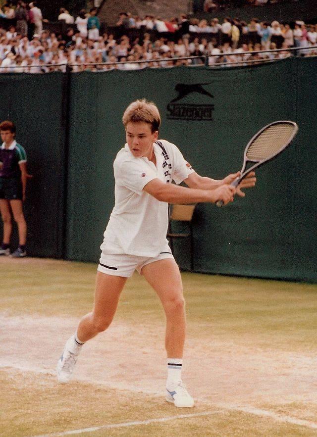 Теннисист Тодд Вудбридж - Stone Forest