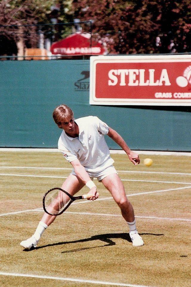 Теннисист Андерс Яррид - Stone Forest
