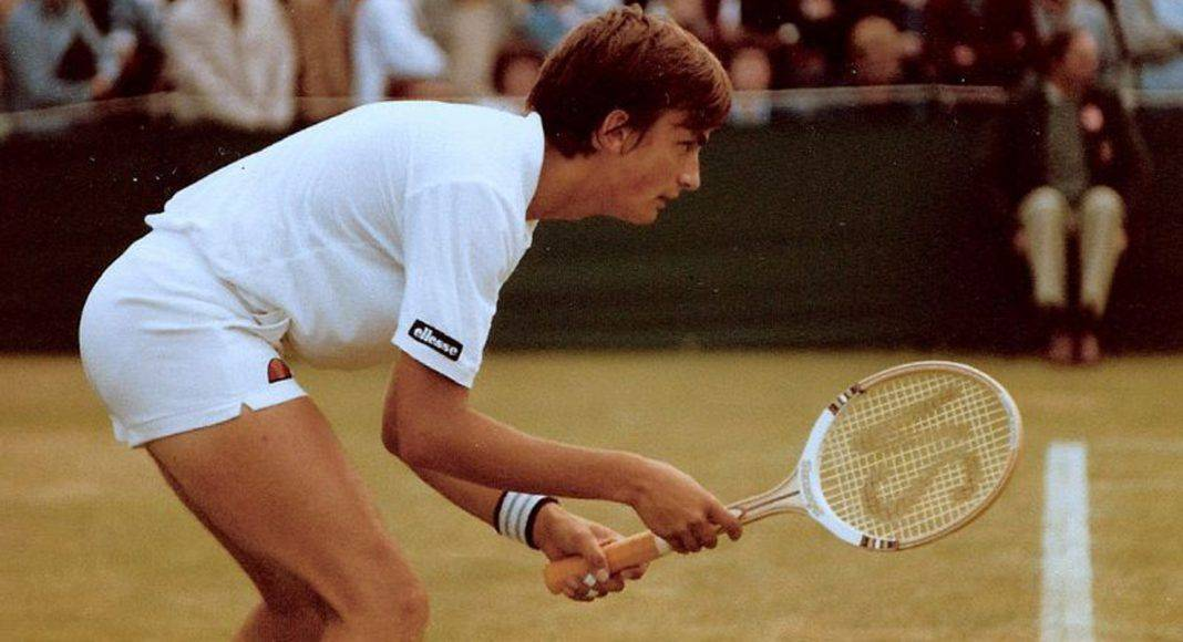 Теннисист Анри Леконт - Stone Forest