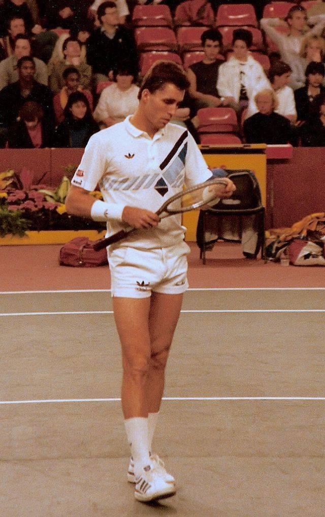 Теннисист Иван Лендл - Stone Forest