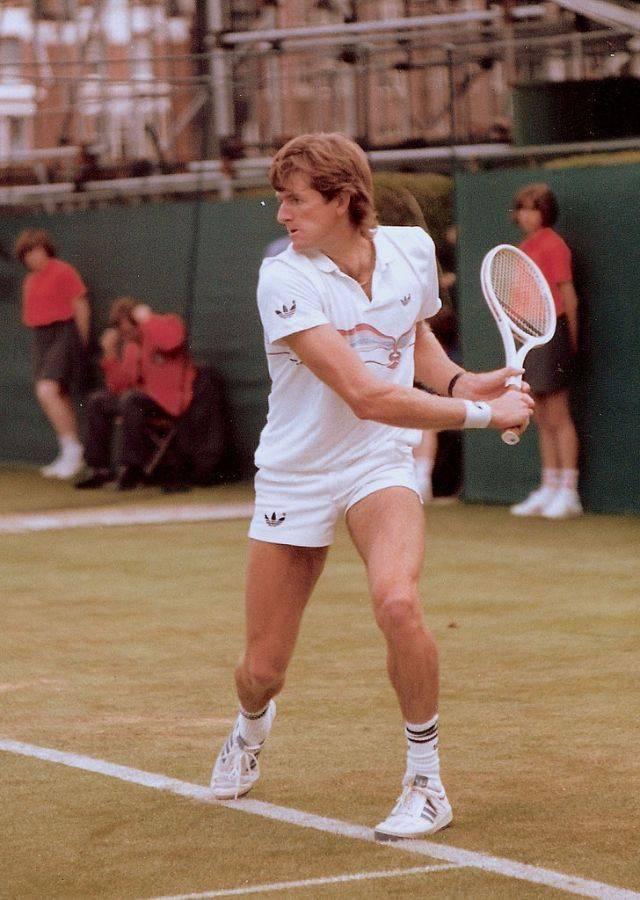 Теннисист Кевин Каррен - Stone Forest
