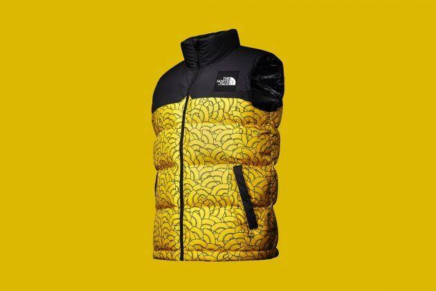 Жилет The North Face Nuptse - Stone Forest