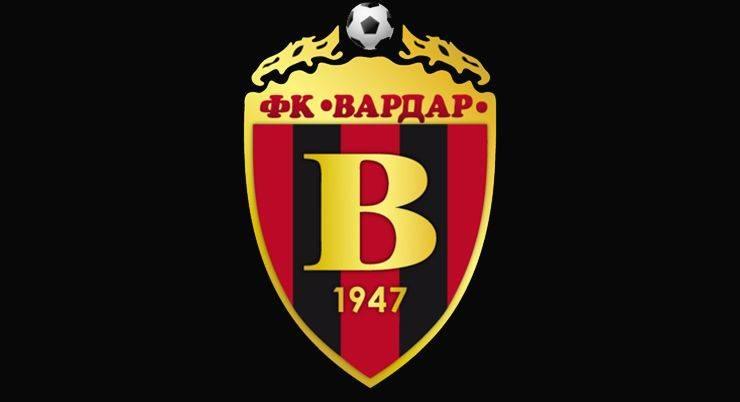Лого ФК Вардар Скопье - Stone Forest