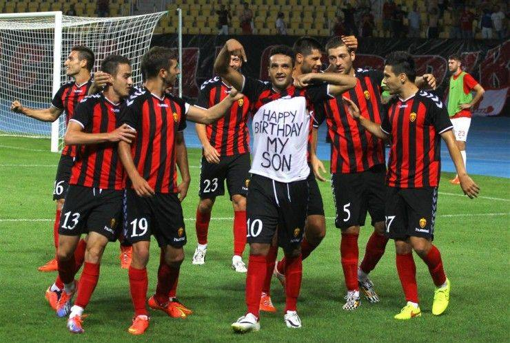 Футбольный клуб Вардар Скопье - Stone Forest