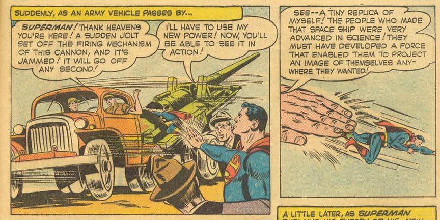 Стрельба из рук супермена - Stone Forest