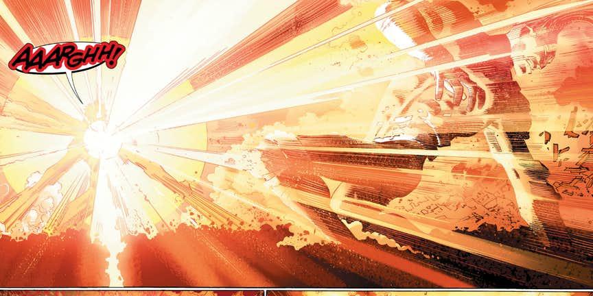Супер вспышка супермена - Stone Forest