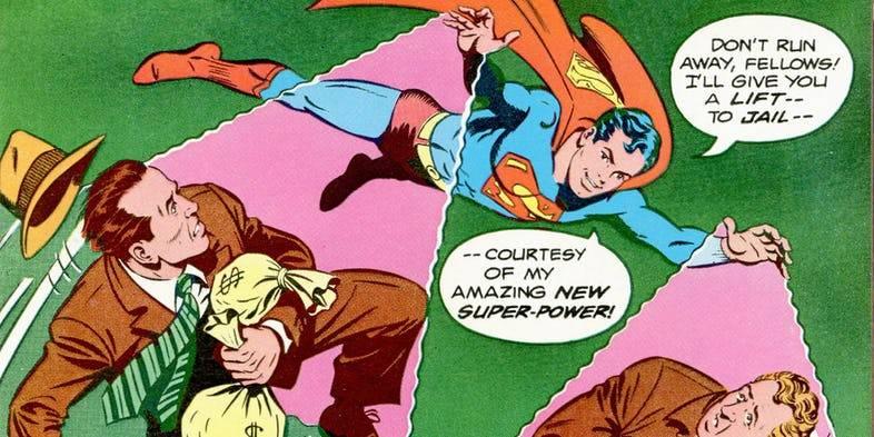 Телекинез супермена - Stone Forest