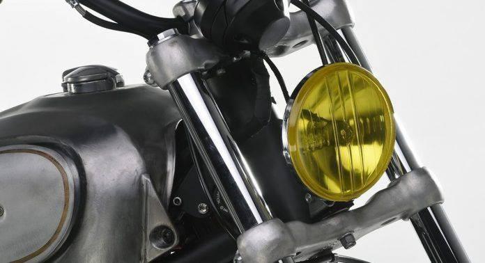 Мотоцикл Ducati Scrambler - Stone Forest