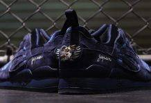 ASICS × mita × BEAMS GEL-Lyte III Souvenir Jacket - Stone Forest