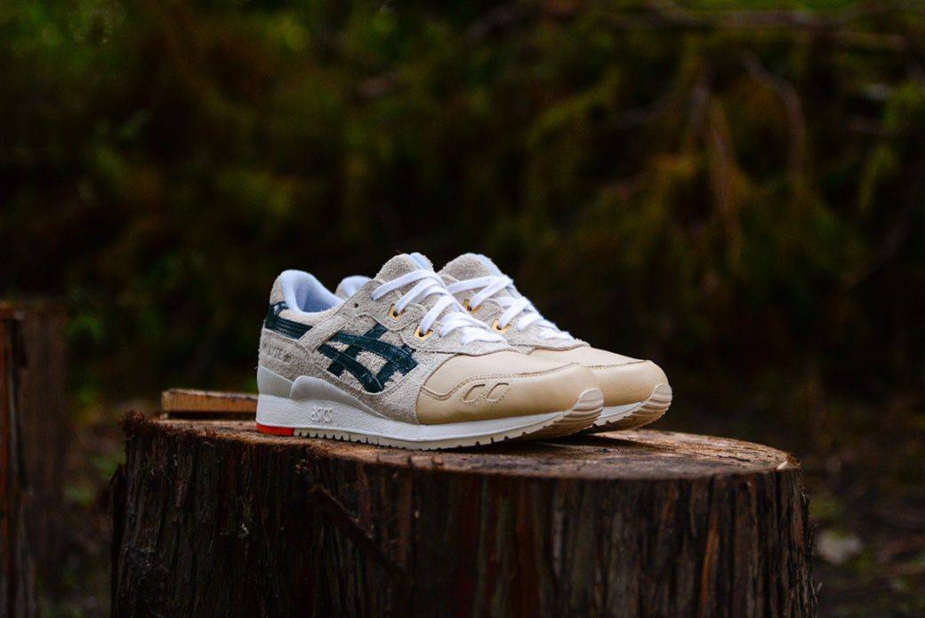 ASICS X-Mas Pack 2018 - Stone Forest