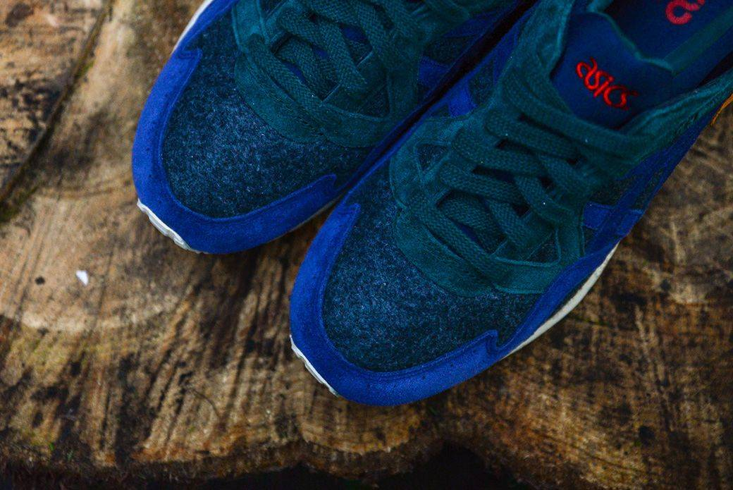 Релиз ASICS X-Mas Pack - Stone Forest