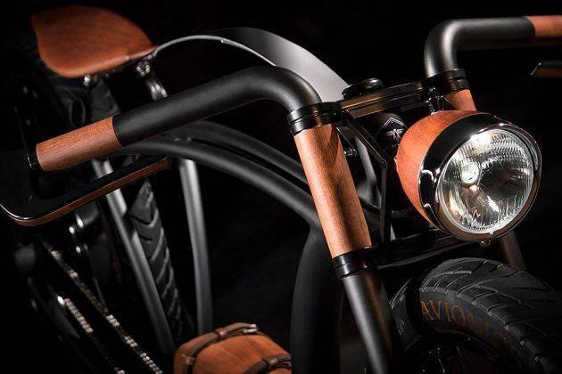 Электрический велосипед Avionics V1 - Stone Forest