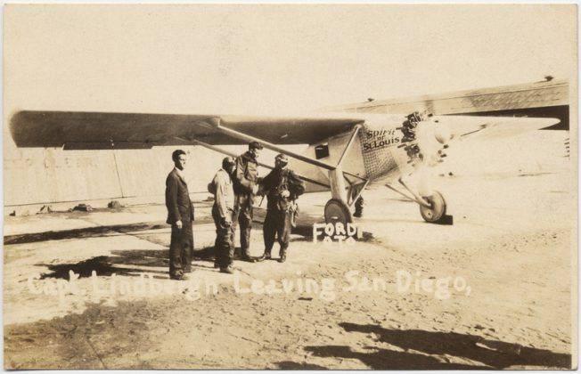 Тестирование самолета Дух Сент-Луиса - Stone Forest