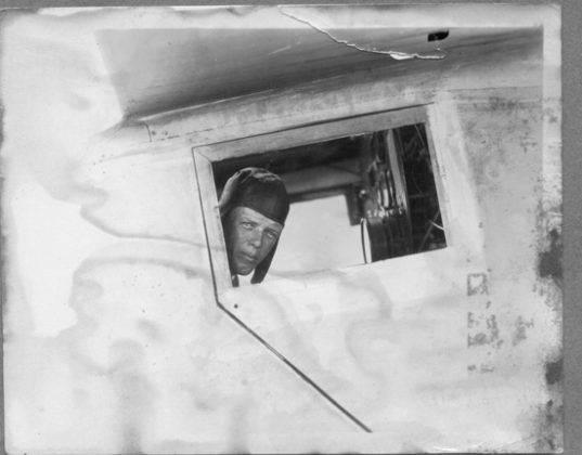Чарльз Линдберг в Духе Сент-Луиса - Stone Forest