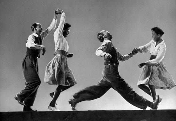 Танец линди хоп - Stone Forest